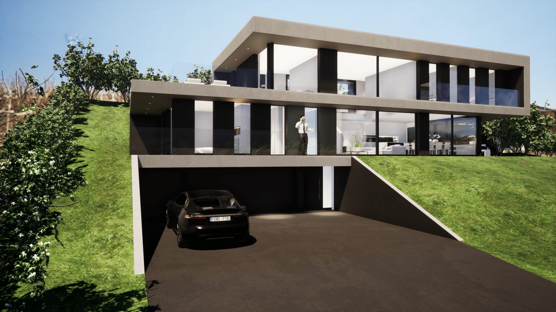 Projet archives tmb partners sa bureau d architecture valais